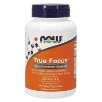 Now True focus 90 капсул