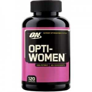 Optimum Nutrition OPTI-WOMEN (WOMEN'S MULTIPLE) 120 таблеток