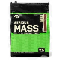 Optimum Nutrition Serious mass 5400 грамм