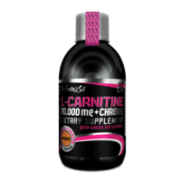 Biotech USA L-carnitine 70.000 mg + Chrome Liquid 500мл