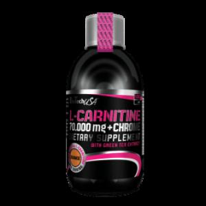 Biotech Usa L-carnitine 70 000 mg сhrom