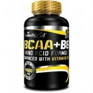 BCAA+B6 200 ТАБЛЕТОК (ПОРЦИЙ 50)