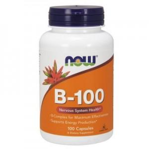 NOW - B-100 (100 caps)