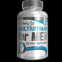 Biotech Usa Multivitamin for Men 60 таблеток