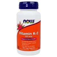 NOW - Vitamin K-2 100mcg (100 caps)