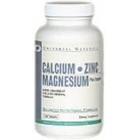 Universal Nutrition Кальций-цинк-магний 100 таблеток