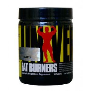 Universal Nutrition Fat Burners ES 55 таблеток