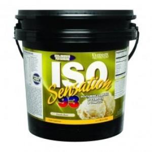 Ultimate Nutrition Isolate Sensation 2270 грамм