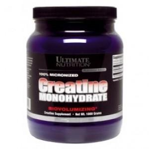 Ultimate Nutrition creatine monohydrate 300 грамм