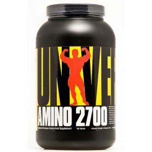 Universal Nutrition amino 2700 (700 таблеток)