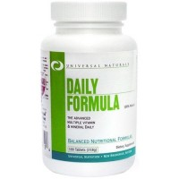Universal Nutrition DAILY FORMULA 100 тabs
