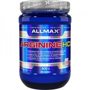 ALLMAX L-arginine 400 грамм