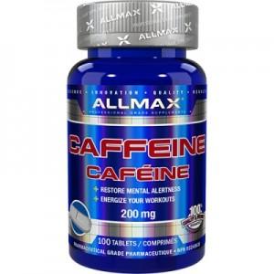 ALLMAX Caffeine 200mg (100 tabs)