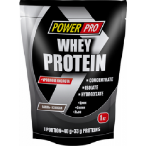 Power Pro Whey Protein 1000 грамм
