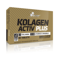 Olimp Kolagen Activ Plus Sport Edition 80 таблеток