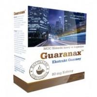 Olimp Guaranax 80 mg caffeine 60 caps