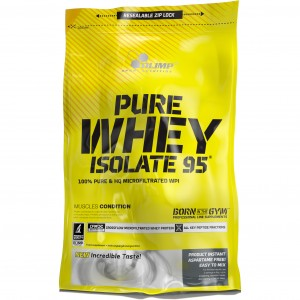 Olimp Pure Whey Isolate 95 Olimp 600 грамм