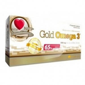 Olimp Gold Omega 3 (65%) 60 капсул