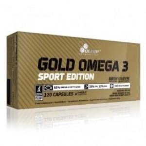 Olimp Sport Omega gold 65% 120 softgels