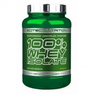 Scitec NUtrition 100% WHEY ISOLATE 2 кг 80 порций