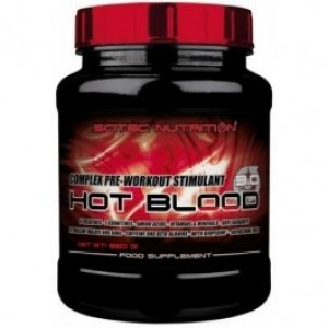 Scitec Nutrition HOT BLOOD 20 грамм (1 порция)