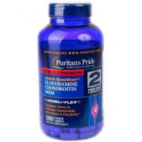 Puritan's Pride Glucosamine Chondroitin MSM Triple Strength (180 таб.)
