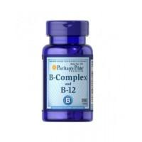 Puritan's Pride B-Complex + B-12 (90 таб.)
