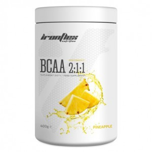 IronFlex Nutrition BCAA 2:1:1 400 грамм