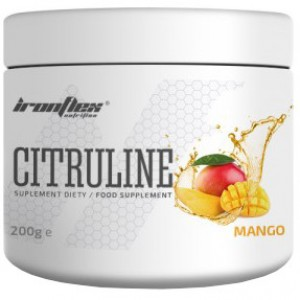 IronFlex Nutrition Citrulline 200 грамм