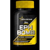 GoldStar EPH BOMB 60 капсул с геранью