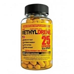 Cloma Pharma Methyldrene 100 капсул