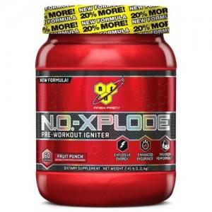BSN NO xplode 3.0 pre-workout 1 11 kg