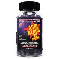 Cloma Pharma Asia Black 100 капсул