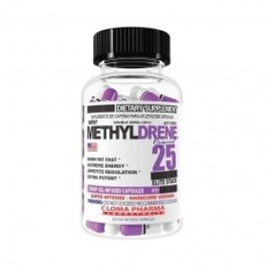 Cloma Pharma Methyldrene Elite 25 100 капсул
