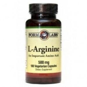 L-Arginine (100 кап)