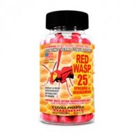 Cloma Pharma Red Wasp (красная пчела) 75 капсул