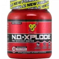 BSN NO xplode 3 pre-workout 550 грамм (без кофеина)