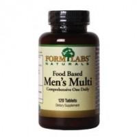 FormLabs Food Based Men's Multi (120 таб)
