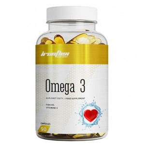 IronFlex Nutrition Omega-3 90 капсул