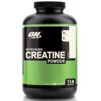 Optimum Nutrition creatine powder creapure 600 грамм