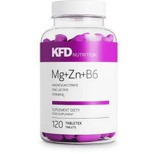 KFD ZMA Mg Zn B6 120 таблеток