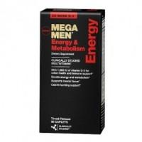 GNC MEGA MEN ENERGY & METABOLISIM 180  caps