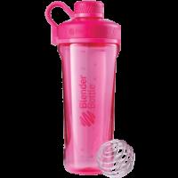 Шейкер Radian c шариком 940 ml Pink