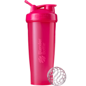 Шейкер BlenderBottle Classic Loop с шариком 940 мл Pink (Loop 32oz Pink)