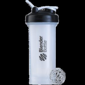 Шейкер Pro45 -1300 ml Clear/ Black