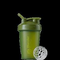 Шейкер Classic Loop - 590 ml прозрачный - оливковый