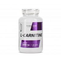 Progress Nutrition L-carnitine 60 tablets