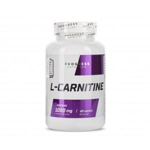Progress Nutrition L-carnitine 60 tablets