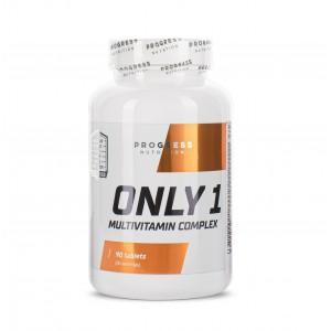 Progress Nutrition Only 1 Multivitamin