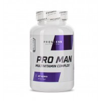 Progress Nutrition Pro Man 60 tablets
